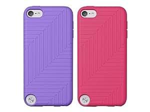 Pack 2 Fundas Violeta/Rosa iPod Touch 5 Belkin - BEF8W142C01