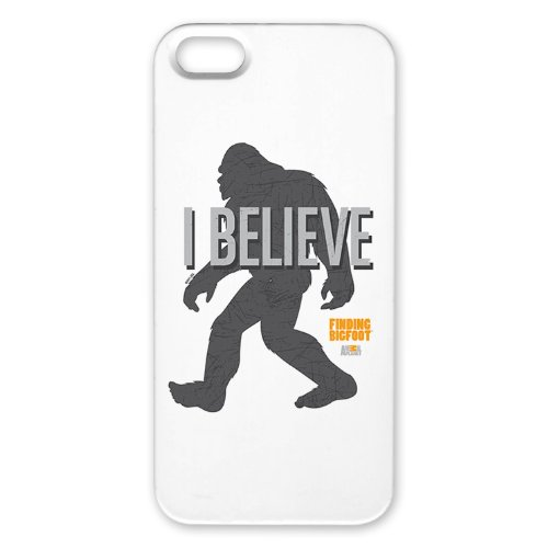Finding Bigfoot I Believe iPhone 5 Case