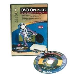 Allsop - Système de nettoyage pour lentille laser dvd - DVD optimiseur - 59150 ()