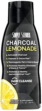 Charcoal Lemonade Cleanse Simply Slender product image