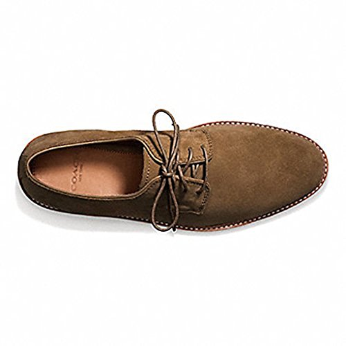 COACH-GILBERT-SUEDE-MENS-OXFORD-SIZE-105-US-Q4093