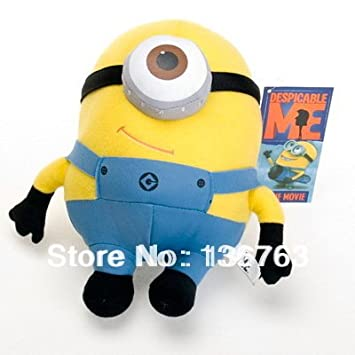 Amazon.com: Despicable Me Minion felpa juguete regalo de ...