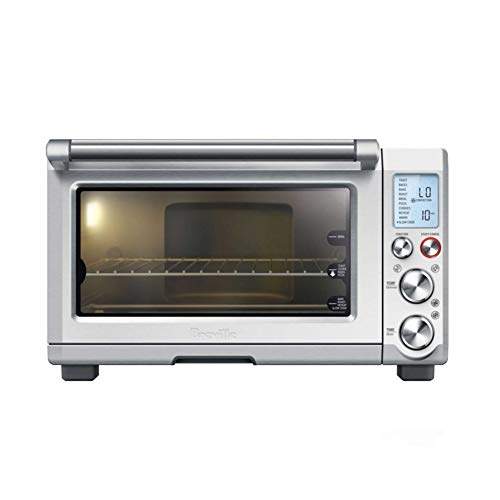 Breville the Smart Oven Pro 1800-Watt Convection Toaster Oven - BOV845BSS