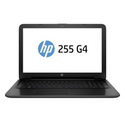 HP 255 G4 W0S28UT#ABA 15.6-Inch Notebook PC (Quad-Core 2.2GHz, 4GB RAM, 1TB HDD, Win 10), Black