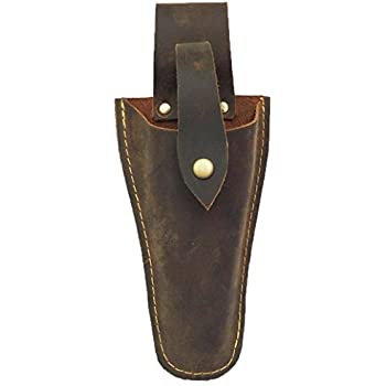 Leather Sheath Tool Holsters Gardening Pouch Belt