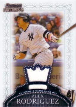 2005 Bowman Sterling Game - 8