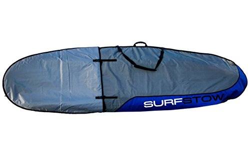 SurfStow 50043, SUP Transport Board Bag, Expandable, Exterior Paddle Pocket by SurfStow