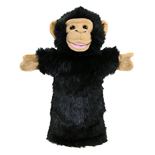 The Puppet Company Long-Sleeves Chimp Hand Puppet