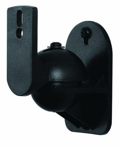 AVF EAK50B-A Speaker Wall Mounts (Set of 2), - Surround Sound System Mount