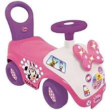 Kiddieland Toys Limited Girls Disney Light N' Sound Minnie Mouse Ride-On