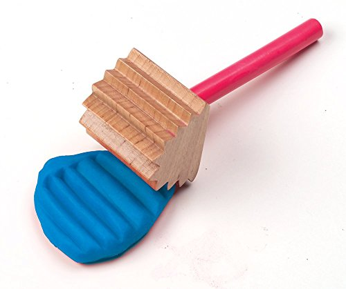 Alex Art Wooden Dough Tools Set