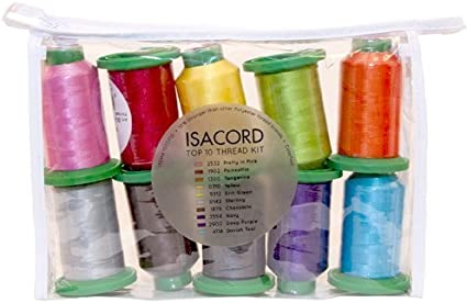 ISACORD 40 WT 0142 Sterling