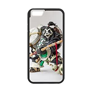 Chen Stormstout iPhone 6 Plus 5.5 Inch Cell Phone Case Black 218y-719097