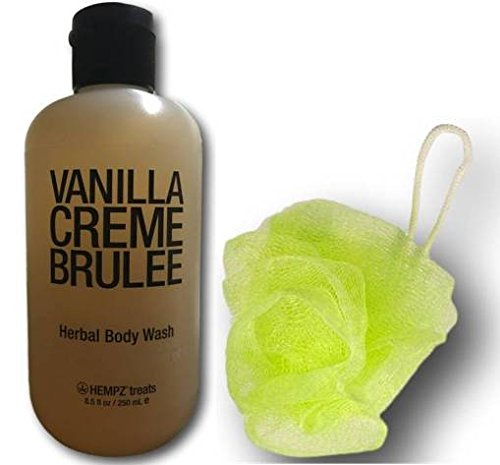 VANILLA CREME BRULEE Herbal Body Wash -  Hemp Technologies, LLC, 77783