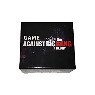 Cards Game Against Big Bang - Best Game for The Big Bang Theory Fans