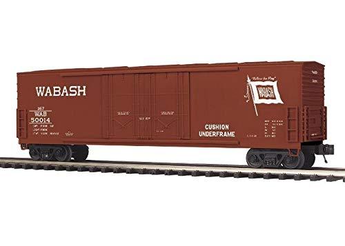 MTH TRAINS; MIKES TRAIN HOUSE Wabash 50' DBL. Door Box CAR
