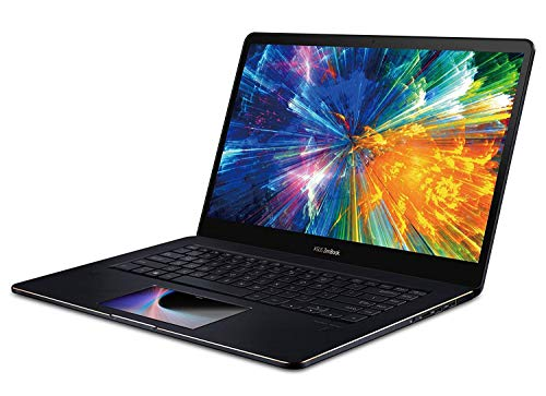 """Price comparison product image ASUS ZenBook Pro 15 UX580GD 15.6"""" Gaming Laptop 4K UHD Touch Screen Pad Intel i7-8750H 6 cores 12M Cache,  up to 4.8 GHz,  NVIDIA GTX1050 (1TB SSD / Intel i7 / 10 PRO)"""