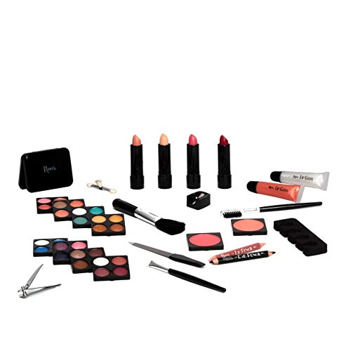 Keeva Cosmetics - 52 pieces Make Up Set - Iconic