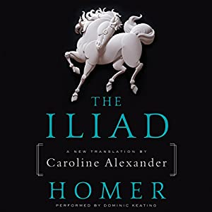 The Iliad Audiobook