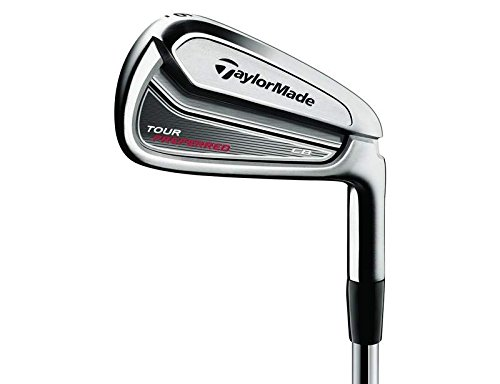 TaylorMade 2014 Tour Preferred CB Single Iron 8 Iron True Temper Steel Stiff Right Handed 36.25 in - Tour Preferred Individual Iron