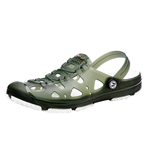 Garden Clogs Sandals,Men Hollow Out Breathable Quick for sale  Delivered anywhere in USA