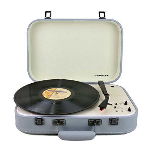 Crosley  Coupe Bluetooth Turntable Portable 3 Speed Record