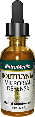 NutraMedix - Houttuynia Microbial Defense, 1 Ounce