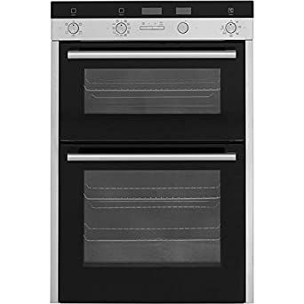 Siemens Iq 500 Hb55mb551b Built In Double Oven Stainless Steel