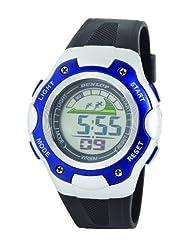 Dunlop DUN-238-G03 - Men's Watch, plastica, color: Black