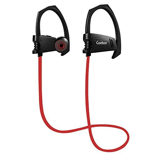 Canbor Bluetooth Headphones Sweatproof Cancelling