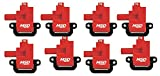 MSD 82628 Ignition Coil for LS1/LS6 Engine, (Pack of 8)