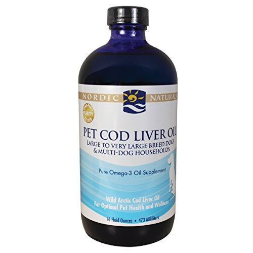(Nordic Naturals Pet Cod Liver Oil - 16 oz)