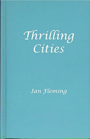 book cover of Thrilling Cities