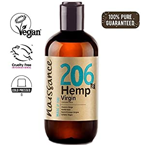Naissance Cold Pressed Virgin Hemp Seed Oil (no. 2...