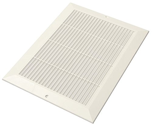 Air Wh Return (Decor Grates PL812-WH Cold Air Return, White)