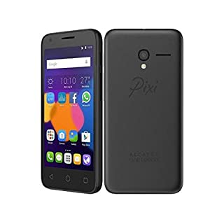 Alcatel Pixi 3 (4) Unlocked 4 inch A460T GSM Factory Unlocked Android Worldwide Desbloqueado