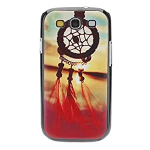 Aeolian Bell Pattern Hard Case for Samsung Galaxy S3 I9300