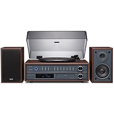 Teac LP-P1000 Turntable Stereo System with CD/Bluetooth/Radio