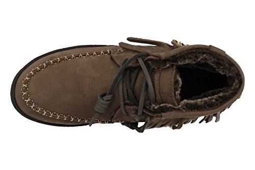 Botin Panama Jack Mana B7 Gris 40 Gris: Amazon.es: Zapatos y complementos