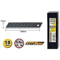 Olfa 115303 Cuchilla cutter troceable Excel Black 100x18mm