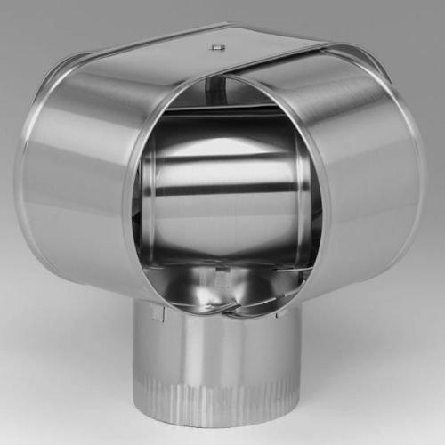 Windbeater Chimney Cap - HomeSaver 14907 7