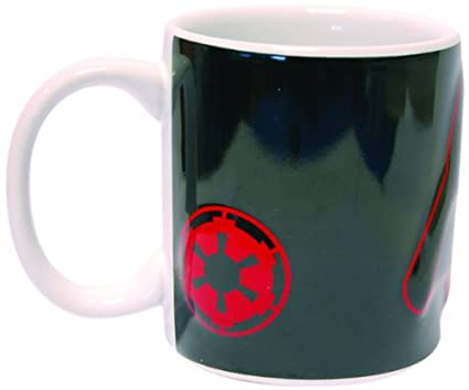 Star Wars - Taza Darth Vader con relieve