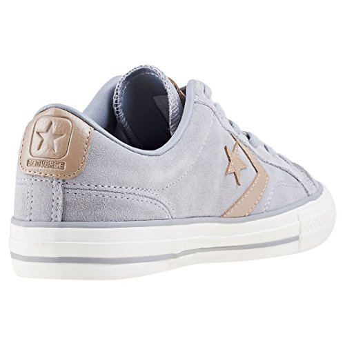 Basses Mixte Ox Grey Cons Player Star Converse Adulte Sneakers TxFXzqTn