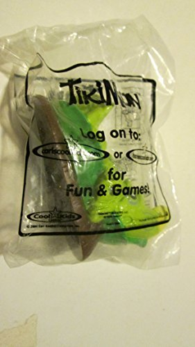 Hardees Cool Kids Combo Kids Meal - TikiMon - Indo the Top Banana (2004)