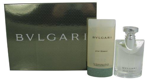 - Bvlgari Pour Homme By Bvlgari For Men. Gift Set (eau De Toilette Spray 3.3 + Shampoo & Shower Gel 6.8 Oz)