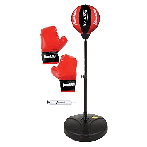 Boxing Bag Floor Standing - 1