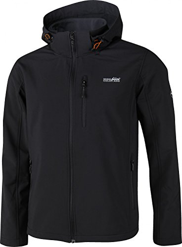 High Colorado Tamaro Herren-Softshelljacke - black