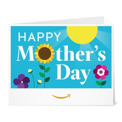 Large Product Image of Amazon Gift Card - Print - Happy Mother's Day