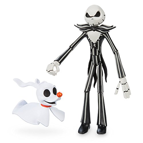 Disney Jack Skellington Action Figure Toybox