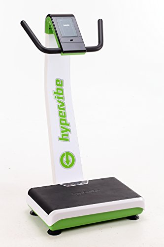 Hypervibe G 14 Whole Body Vibration Machine with Mobile App: The Best Whole Body Vibration Plate on the Market! Great Power Plate Vibration Therapy